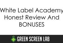 White Label Academy - Honest Review and BONUSES