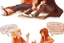 Percy Jackson / Anything Percy Jackson related