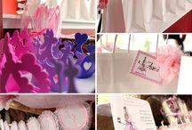 Little princess birthday party ideas