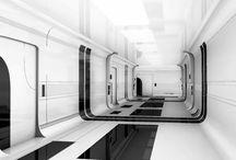3D Hallways