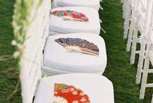 Oriental Themed Wedding