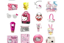 <3 hello kitty love <3 / by Donna Story