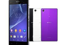 """Xperia"" Series / Sony Xperia is a family of Sony smartphones and tablets.  The line of phones has been manufactured since 2008, while the first tablet released under the brand was launched in 2012.  / by Priceprice.com"