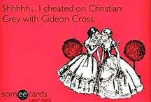 CROSSFIRE / Gideon Cross & Eva Tramell  / by Clairey_Echelon