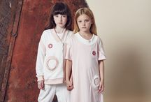 Owa Yurika SS2017 / A fresh take on children's luxury clothing featuring stylish designs and the highest quality fabrics.  For more detail, please visit our website: www.owayurika.com
