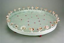 Artisanat d art: porcelaines, verrerie, poterie...
