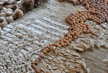 Textures textiles