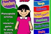 ENGLISH STEP BY STEP 1ST GRADERS