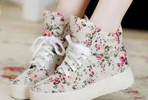 cute wish love shoes