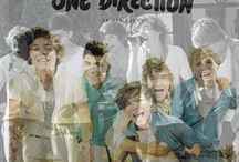 {One Direction} / by Saher Amin