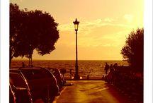 Old promenade Thessaloniki (Nikis Avenue)