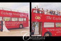 The Exclusive Wedding Bus