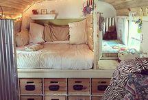 Bus Bedrooms