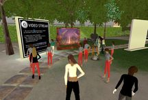 virtual worlds / photo ande objects in virtual worlds