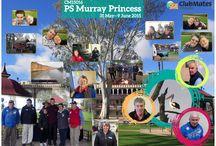 CM15016 PS Murray Princess / 31 May—9 June 2015