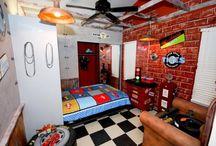Hudson's room ideas / by Alyson McDonald