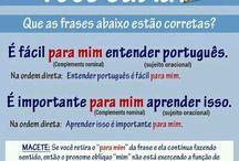 Dúvidas Português