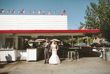 bride + groom / weddings