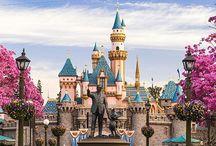 Disneyland / by Breanna Laurente