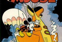 Disney Comics & Art