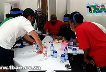 Engen Team Building Events / Team Building Events facilitated for Engen by TBAE http://www.tbae.co.za/clients/engen.htm