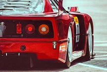 Ferrari F40 / Ferrari F40 we are currently offering on the market