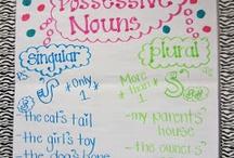 Grammar / Writing/ Figurative language / by Lauren Marie