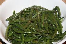 Green Beans, String Beans