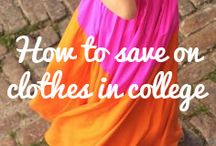 College: Tips / by Karleigh Pepper
