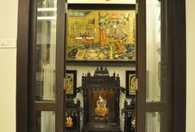 Puja Room Interior Design Ideas / Konceptliving Puja Room Interior Design and Decoration Ideas