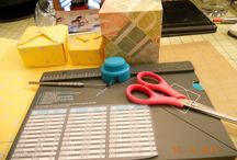 Envelope Punch Board Projects