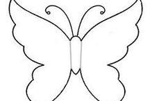 kelebek kalıbı