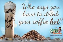 Cold coffee / Drinks