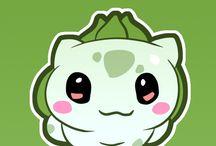 Pocket monsters / Reaaaaa...aly cute!!!