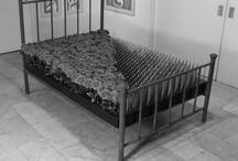camas en hierro