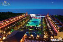 Cratos Premium Hotel Girne / Kıbrıs'ta rüya gibi bir tatile hazır mısınız? Cratos Premium Hotel Girne, Akdeniz'in büyüleyici denizine bir kaç adım mesafedeki konumuyla size muhteşem bir tatil sunuyor.