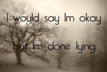 Sad  quotes / Sad