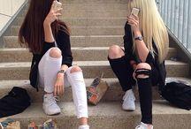 amiche
