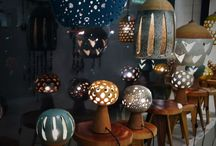 CERAMIC LAMPS