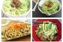zoodle receipes