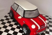 Vehicle Cakes