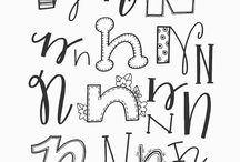 Шрифты