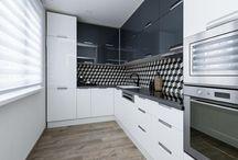 Představa vize kuchyň