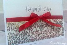 Birthday Cards / by Nancy Apodaca