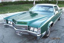 1970's Cadillacs