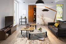:ϟ: Mon beau salon :ϟ: / Découvrez notre sélection de canapés et de mobilier pour un salon design et tendance en toutes circonstances... / by Gautier
