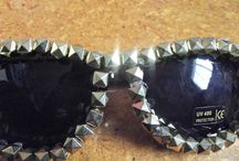 Embellished Sunglasses / These are sooooo in!