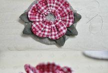 rosa tessuto cotone