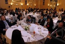 Gala Dinner Event / Companies wanting to host a gala dinner event depend on the know-how and professional expertise of White Emotion, a prominent event planning agency.