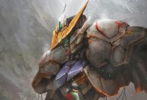 GUNDAM iron blooded olphens